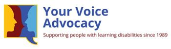 Your Voice Advocacy logo