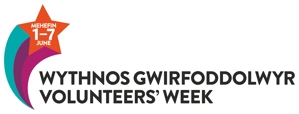 Volunteers Week logo bilingual