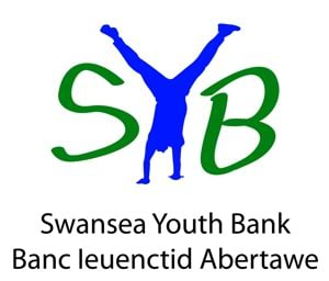 Swansea Youth Bank logo