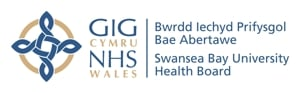 Swansea Bay University Health Board logo - April 2019