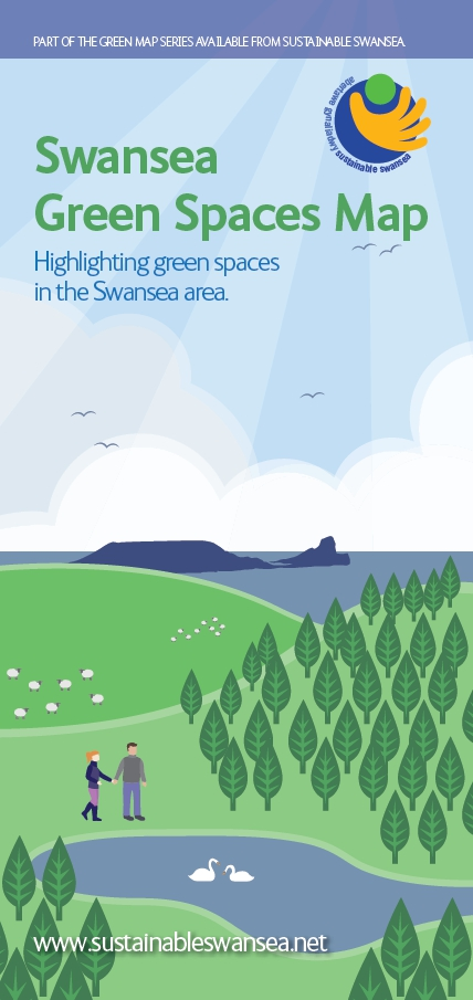 Swansea Green Spaces Map Cover May 2017