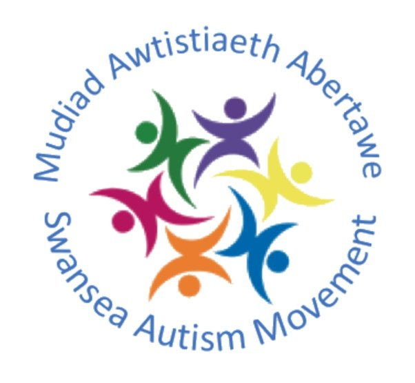 Swansea Autism Movement logo