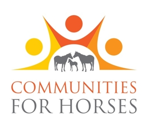 Communities for Horses logo