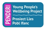 Penderi Young Peoples Wellbeing Project logo