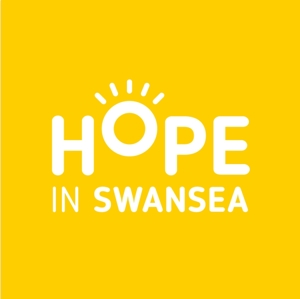 Hope in Swansea graphic