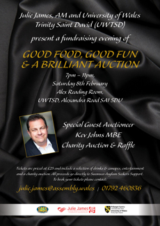 SASS Fundraising Evening 2019