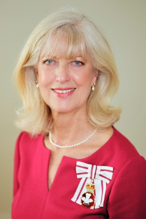 Louise Fleet HM Lord-Lieutenant of West Glamorgan - May 2020