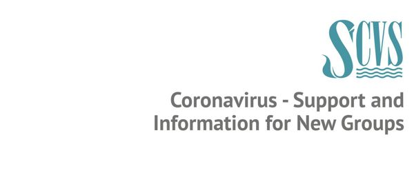Coronavirus - new groups banner