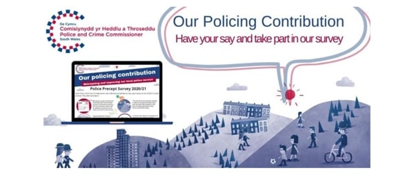 Our Policing Contribution web banner nov 19