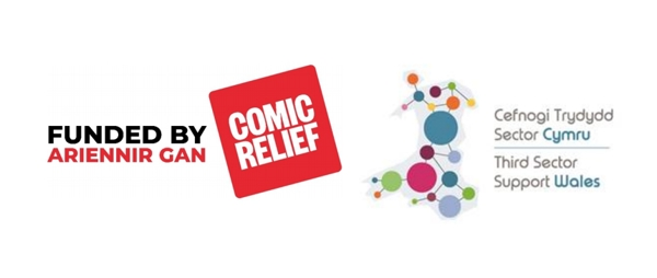 Comic Relief TSSW Funding banner July 19